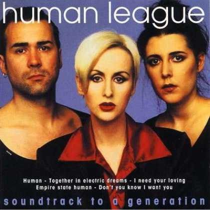 Soundtracks - The Human League Soundtrack To A Generation