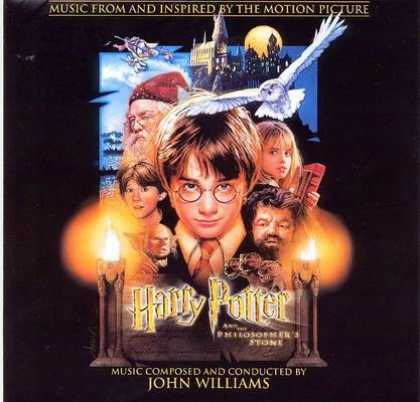 Soundtracks - Harry Potter & The Philosophers Stone Soundtrack