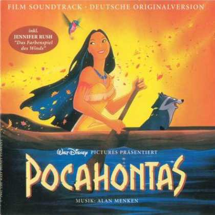 Soundtracks - Poccahontas