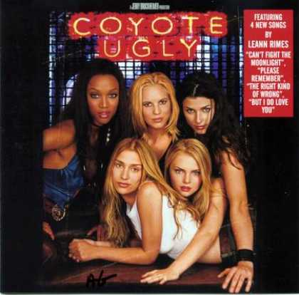 Soundtracks - Coyote Ugly