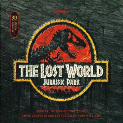 Soundtracks - The Lost World Jurassic Park - BSO