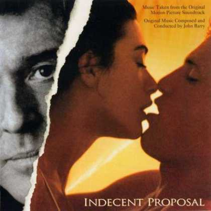 Soundtracks - Indecent Proposal Soundtrack