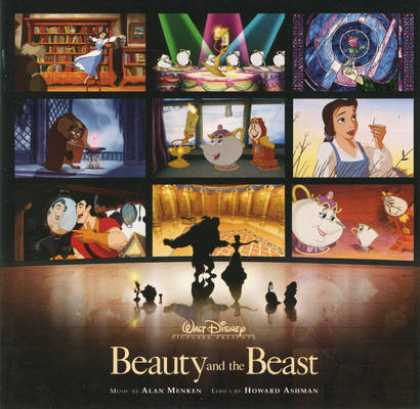 Soundtracks - Beauty And The Beast--SE Original Soundtrack