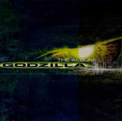 Soundtracks - Godzilla Original Soundtrack