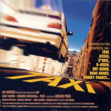 Soundtracks - Taxi Soundtrack
