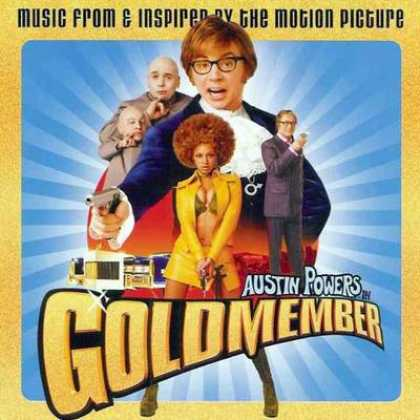 Soundtracks - Austin Powers Goldmember