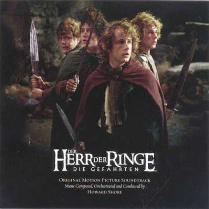 Soundtracks - Der Herr Der Ringe Soundtrack