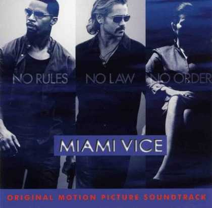 Soundtracks - Miami Vice - Soundtrack - Various