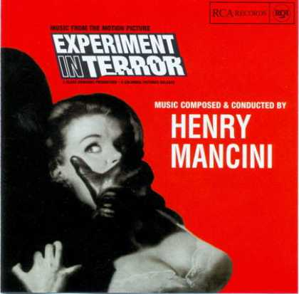 Henry Mancini Experiment In Terror