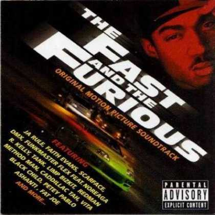 Soundtracks - The Fast And The Furious Soundtrack