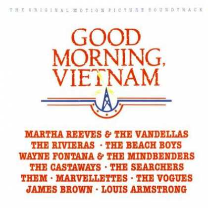 Soundtracks - Good Morning Vietnam Soundtrack
