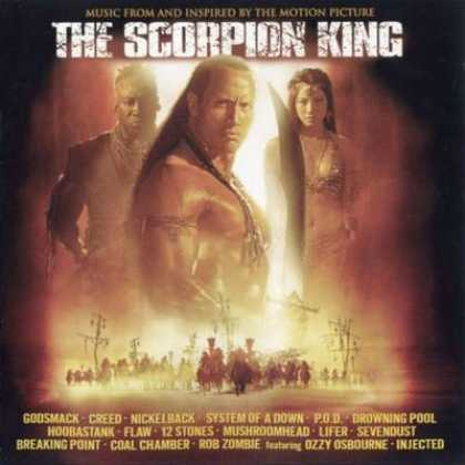 Soundtracks - The Scorpion King