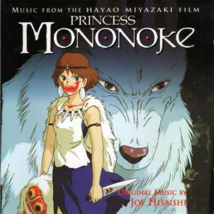 Soundtracks - Prinzessin Mononoke Soundtrack
