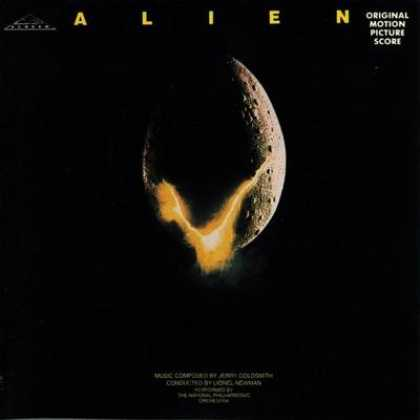 Soundtracks - Alien1 Soundtrack