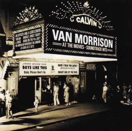 Soundtracks - Van Morrison - At The Movies, Soundtrack Hits