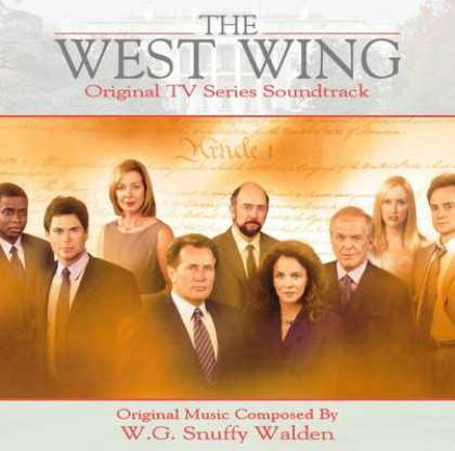 Soundtracks - The West Wing - Volume 2