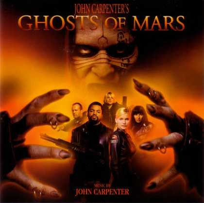Soundtracks - Ghosts Of Mars