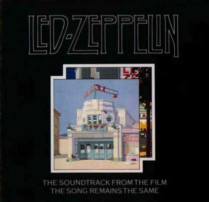 Soundtracks - Led Zeppelin - The Soundtrack From The Film Th...