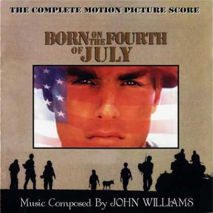 Soundtracks - Born On The Fourth Of July
