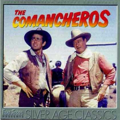 Soundtracks - The Comancheros