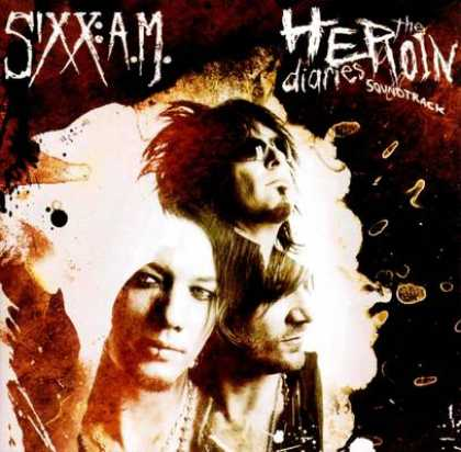Soundtracks - SIXX: A.M. - The Heroin Diaries Sountrack