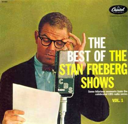 Soundtracks - The Best Of The Stan Freberg Shows