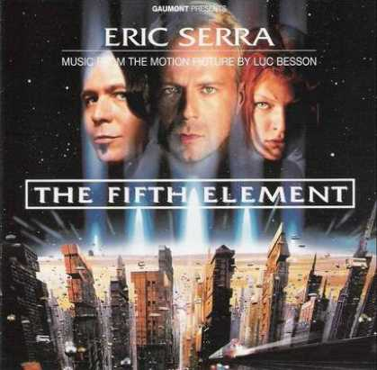 Soundtracks - The Fifth Element