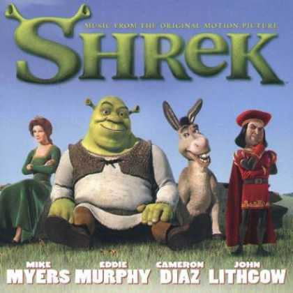 Soundtracks - Shrek Soundtrack