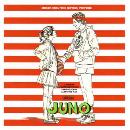 Soundtracks - Juno - Music From The Motion Picture