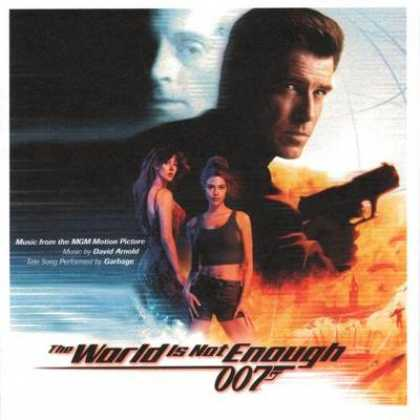 Soundtracks - James Bond 007 The World Is Not Enough - Sound...