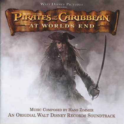Soundtracks - Pirates Of The Caribbean - At World's End