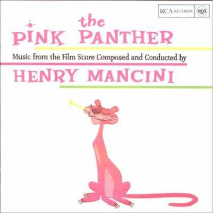 Soundtracks - The Pink Panther