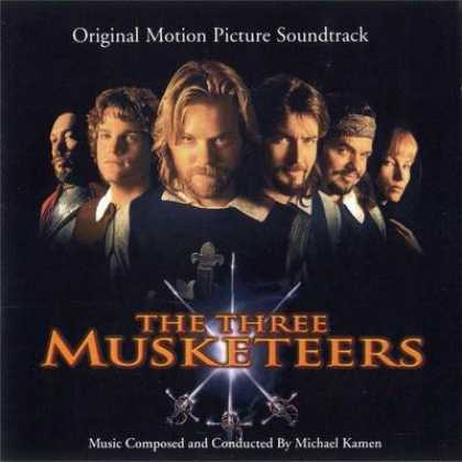 Soundtracks - The Three Musketeers