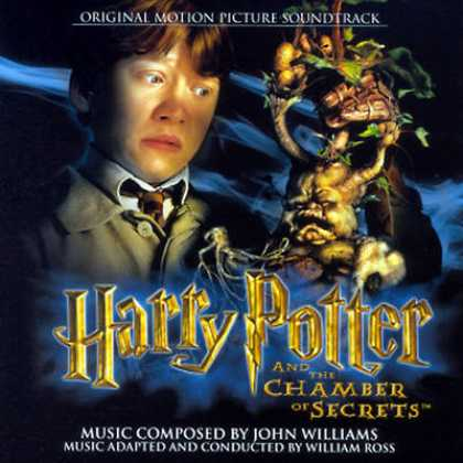 Soundtracks - Harry Potter And The Chamber Of Secrets