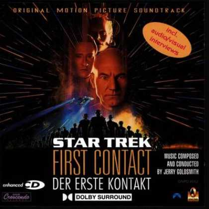 Soundtracks - Star Trek - First Contact Soundtrack
