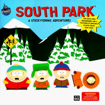 South park critical essays
