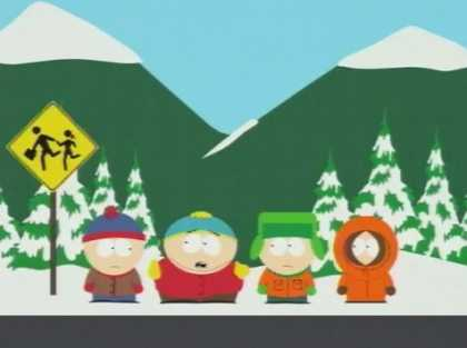 South Park Books - A 16-Month 1999 Calendar