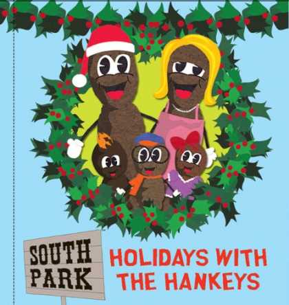 South Park Books - South Park: Holidays with the Hankeys