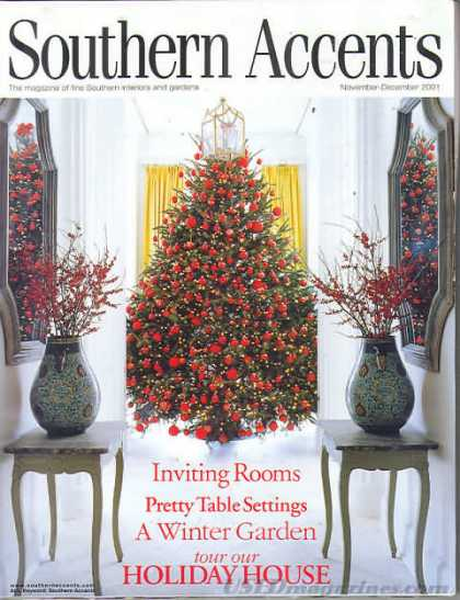 Southern Accents - November 2001