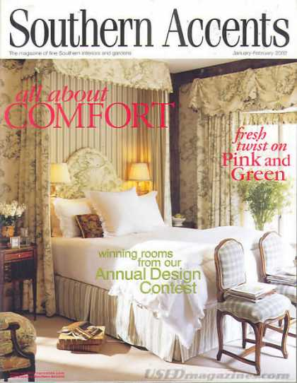 Southern Accents - January 2002
