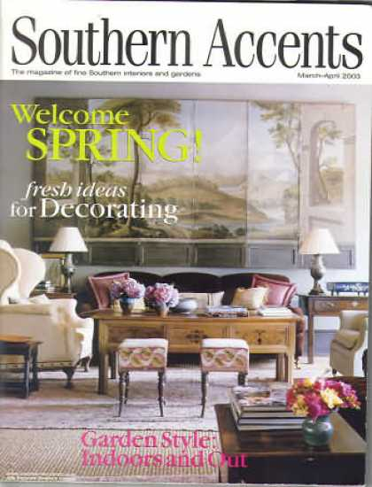 Southern Accents - March 2003
