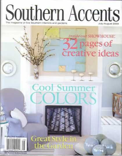 Southern Accents - July 2004