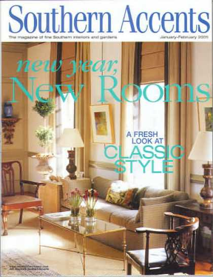 Southern Accents - January 2005