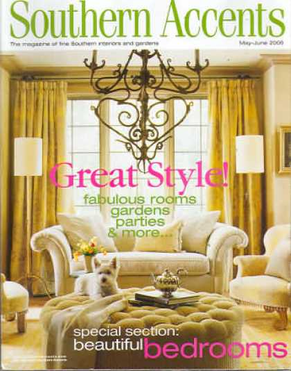 Southern Accents - May 2005