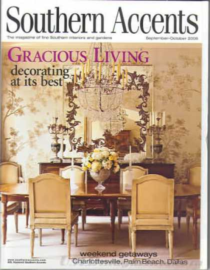 Southern Accents - September 2006