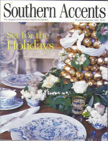 Southern Accents - November 1999