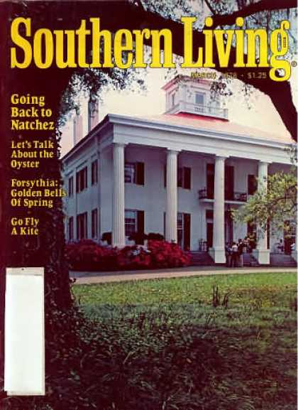 Southern Living - March 1978
