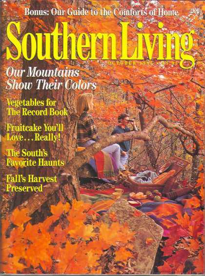 Southern Living - October 1995