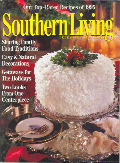 Southern Living - December 1995
