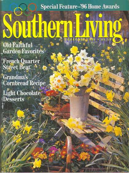 Southern Living - February 1996
